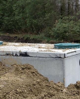 Szambo betonowe w Małopolsce