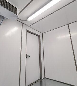 komory mroźnicze